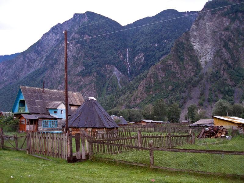 Деревня Балыкча