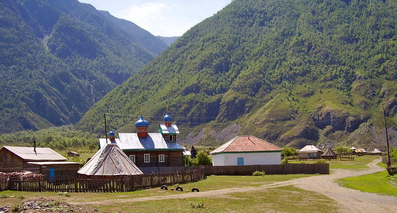 Деревня Коо