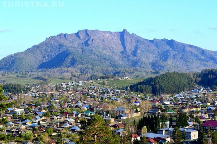 Село Турочак Республика Алтай